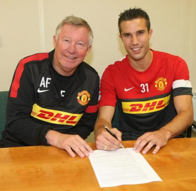 Welcome RvP!!